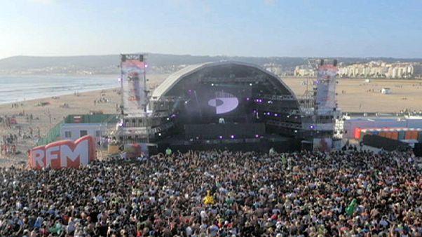 أكبر احتفالات الشواطئ في اوروبا