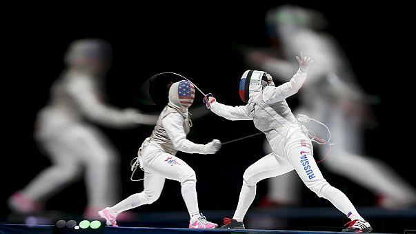 بطولة العالم للمبارزة : يوكي أوتا يهدي الليابان ميداليته الأولى في سيف الشيش