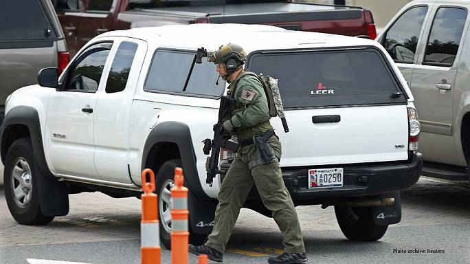 Five dead, including the suspect in shootings at US Navy buildings