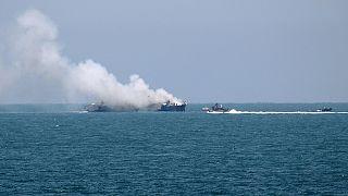 Isil: primo attacco in mare, colpita nave militare egiziana