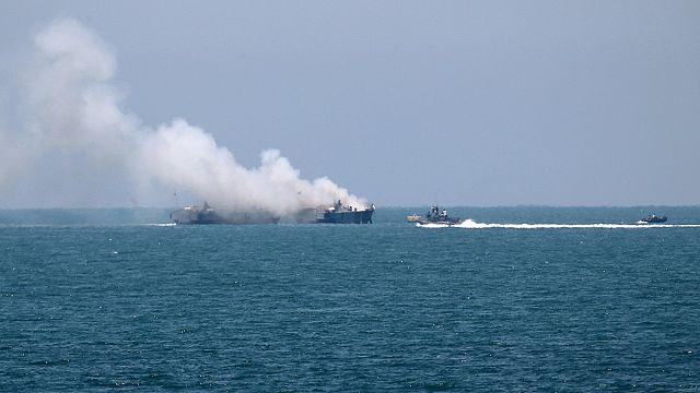 Attaque inédite de l'EI contre la marine égyptienne
