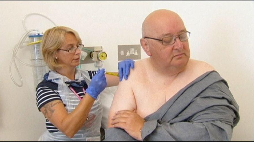 Deux nouveaux vaccins contre le virus Ebola testés sur des volontaires