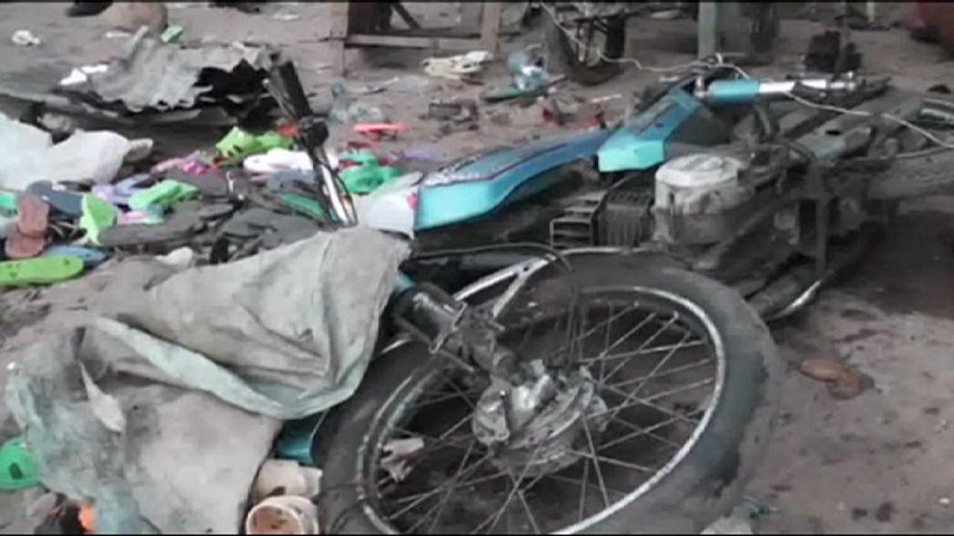Nigeria: Explosionen töten Dutzende Menschen auf belebtem Markt