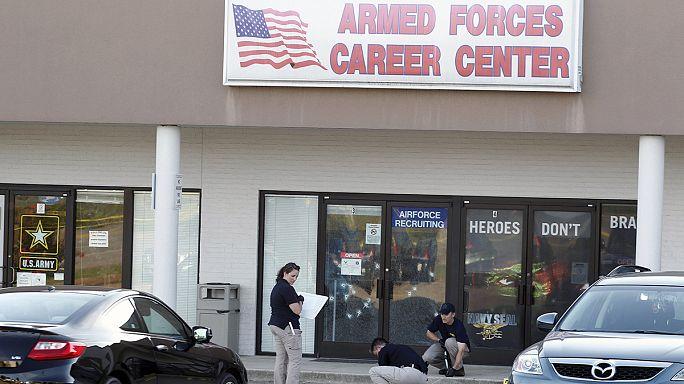 ABD'de askeri merkezlere düzenlenen saldırının nedeni araştırılıyor