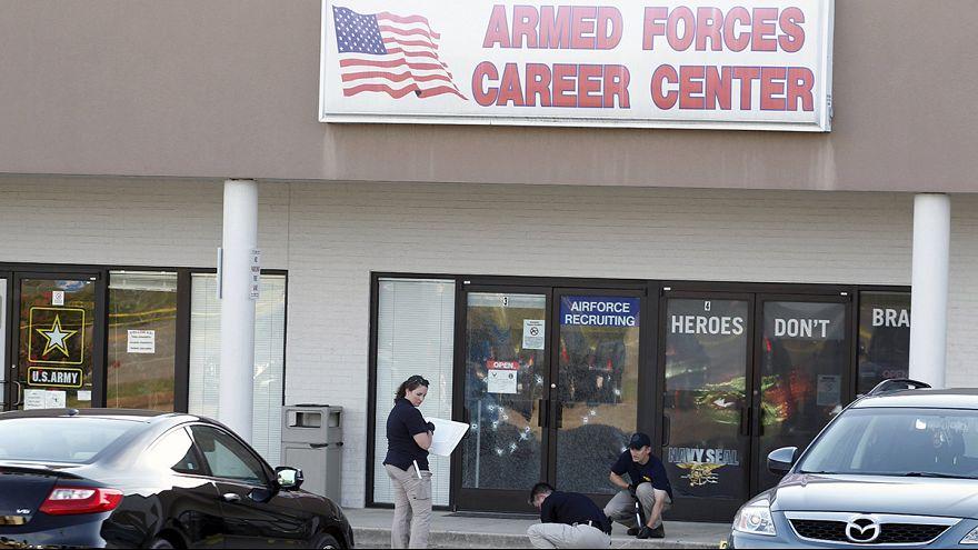 Tengerészgyalogosokat öltek meg az Egyesült Államokban
