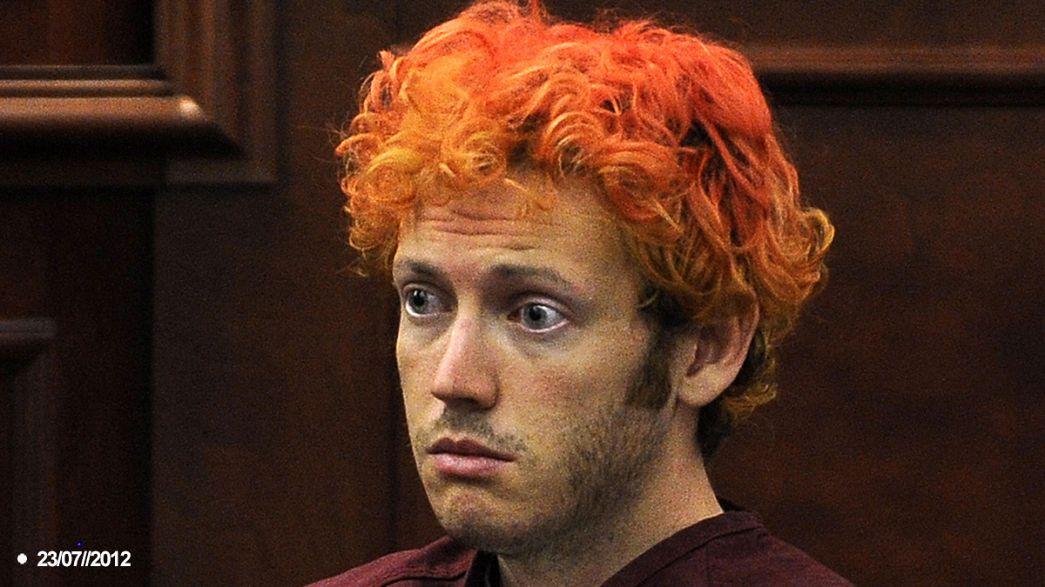 """Amoklauf: """"Batman""""-Attentäter wegen zwölffachen Mordes schuldig gesprochen"""