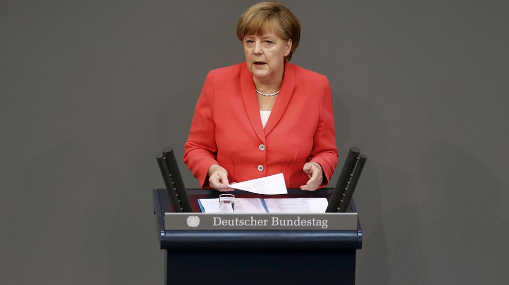 German Parliament approves talks for third Greek bailout