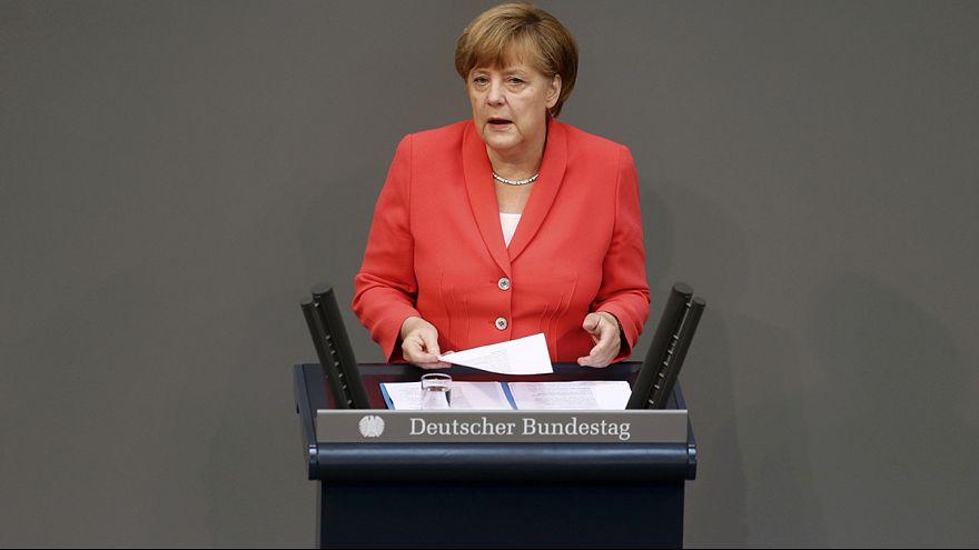Griechen-Hilfen: Bundestag gibt grünes Licht für Verhandlungen mit Athen