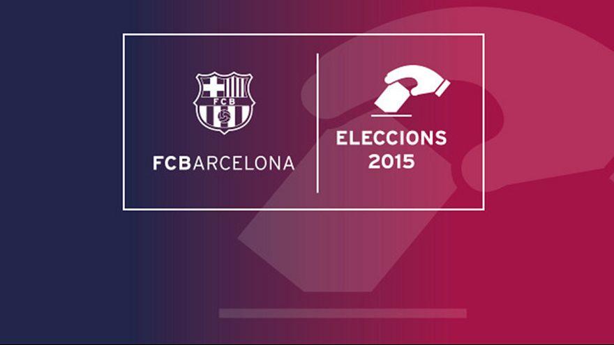 Elecciones en el F.C. Barcelona: los candidatos