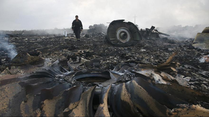 [WATCH] Discovering the wreckage of Malaysia Airlines flight MH17