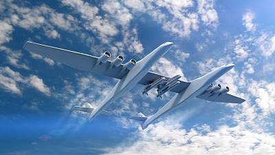 Stratolaunch will be able to launch rockets from a high altitude, presenting an alternative to conventional ground launches.