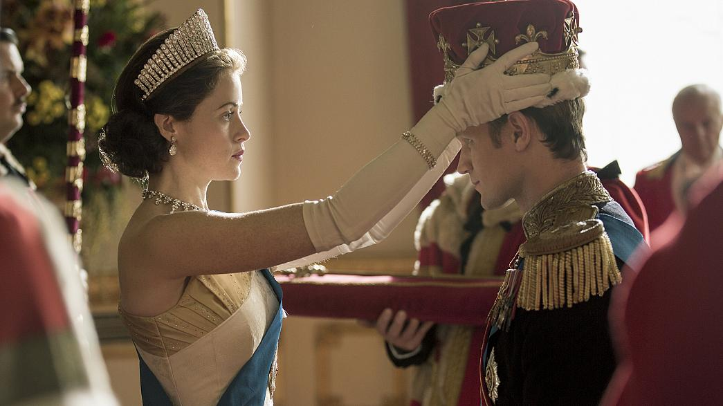 Image: Queen Elizabeth II formally makes Philip a British Prince on Netflix