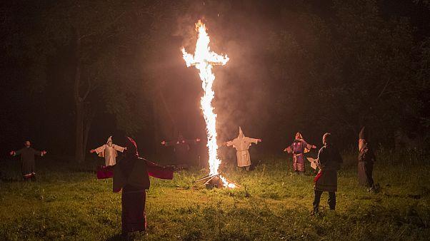 Le Ku Klux Klan demeure actif aux Etats-Unis