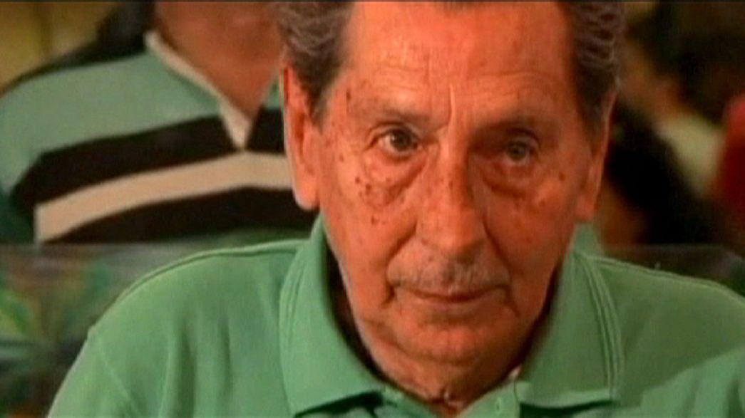 Muere Alcides Ghiggia, último superviviente del 'Maracanazo'