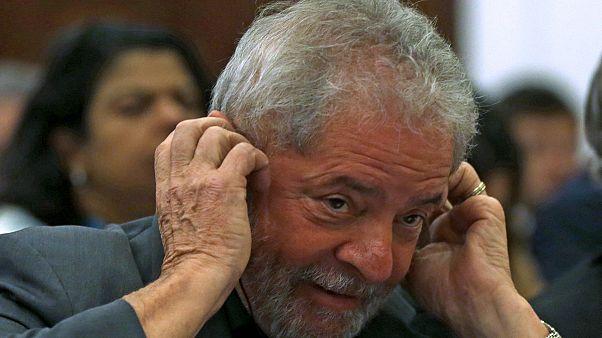 Brezilya'da eski Başkan Lula'ya yolsuzluk suçlaması
