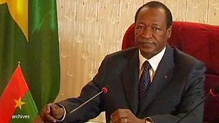 Burkina Faso's ex-president charged with treason