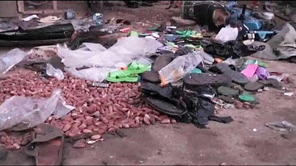 دو انفجار انتحاری در شمال شرق نیجریه دست کم نه کشته برجا گذاشت