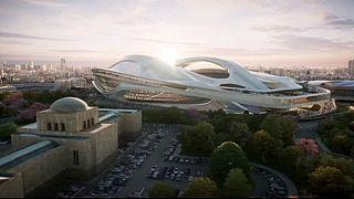 Tokio busca un nuevo diseño para su estadio olímpico