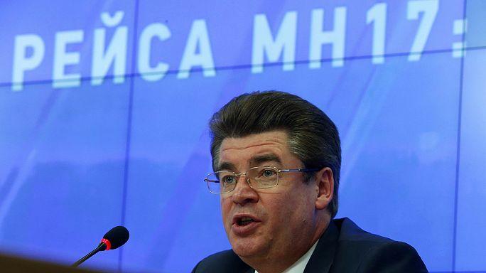 MH17 repülő: megemlékeztek Moszkvában a holland nagykövetségnél