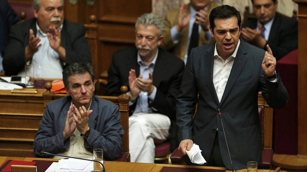 Alexis Tsipras remodela su Gobierno