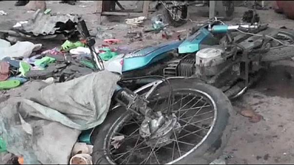 Tízéves kislány robbantotta fel magát Nigériában