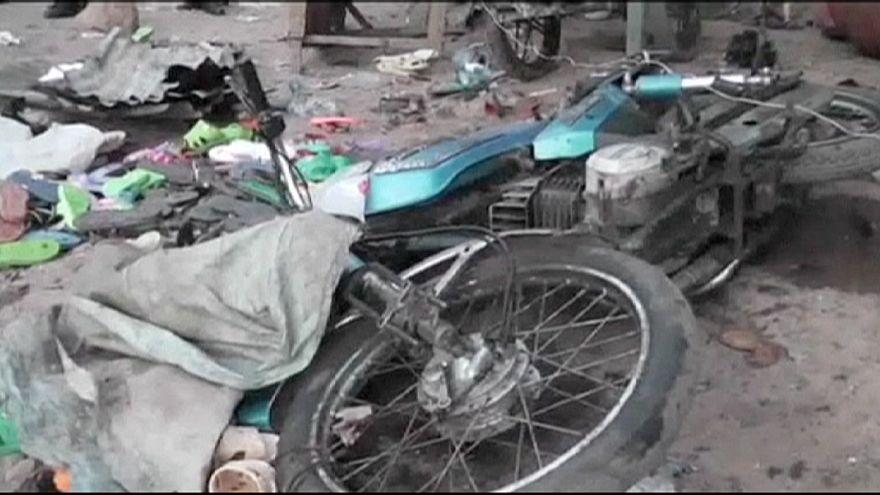 Nijerya'da kız çocuğuyla intihar saldırısı
