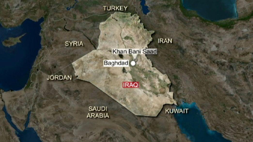 IŞİD'den Irak'ta kanlı intihar saldırısı