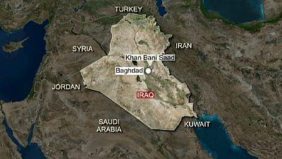 Decenas de muertos y heridos en un atentado en Irak