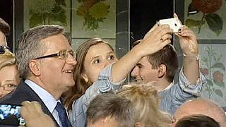 الرئيس البولندي يعلن اجراء الانتخابات التشريعية في اكتوبر المقبل