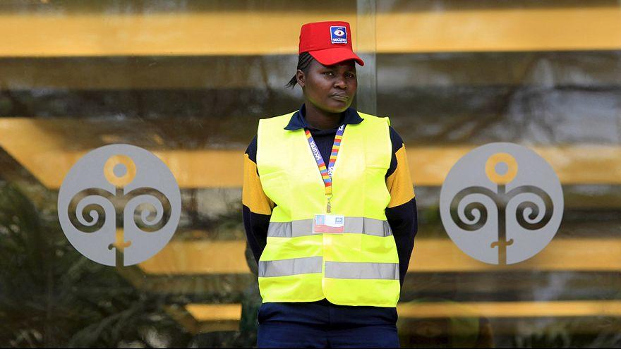 Réouverture du centre commercial Westgate à Nairobi au Kenya