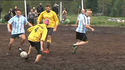 Is this the football tournament with the dirtiest challenges? – nocomment
