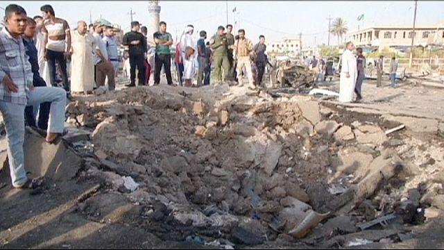 Plus de 100 morts dans l'attentat suicide près de Bagdad