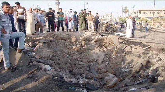 عشرات القتلى والجرحى في تفجير سيارة ملغومة بالعراق