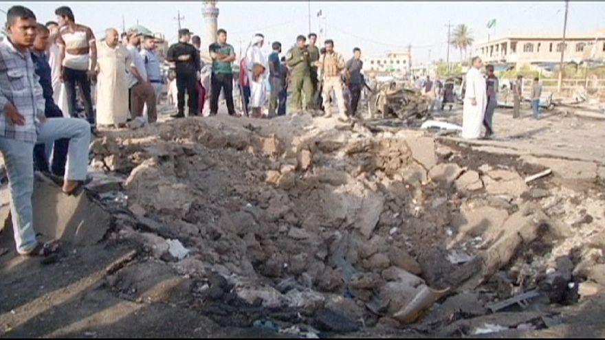 Al menos 120 muertos en el atentado perpetrado el viernes cerca de Bagdad