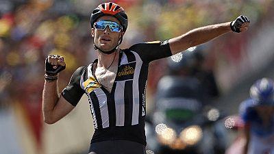Nairo Quintana se acerca a Froome en la clasificación general del Tour
