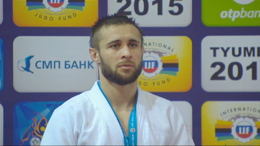 Second Judo Grand Slam underway in Siberia