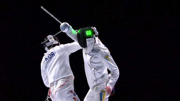 China und Ukraine neue Fecht-Weltmeister mit dem Degen