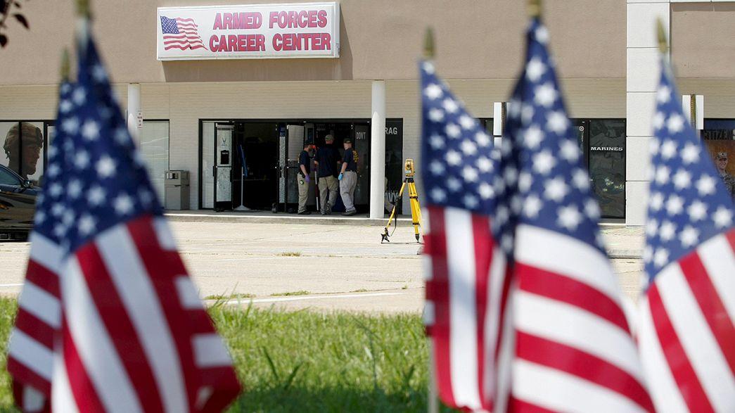 Quinta víctima mortal de los tiroteos de Chattanooga al fallecer uno de los heridos