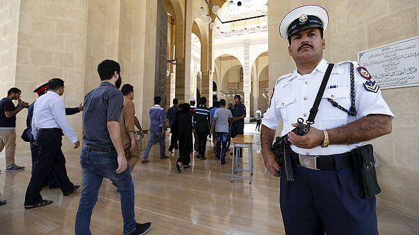 Саудовская Аравия. Сотни арестованных по подозрению в терроризме