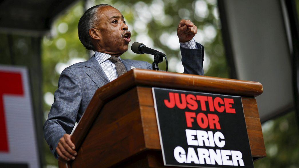 Ucciso da poliziotto a NY, famiglia Garner chiede indagine federale