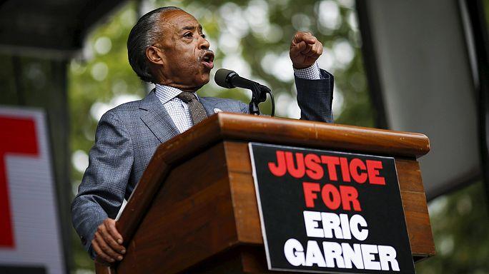 Nach Polizei-Würgegriff: Erinnerung an Tod Eric Garners vor einem Jahr
