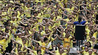 Филиппинцы побили мировой рекорд по зумбе