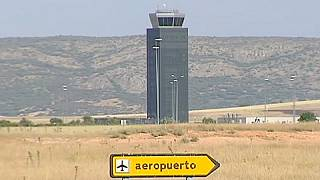 ده هزار یورو برای خرید فرودگاه در اسپانیا