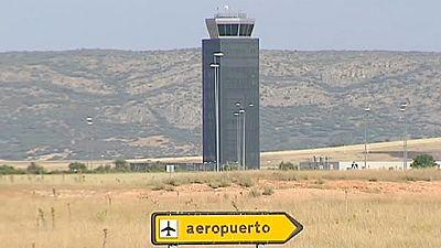 Espanha: aeroporto leiloado por 10.000 euros