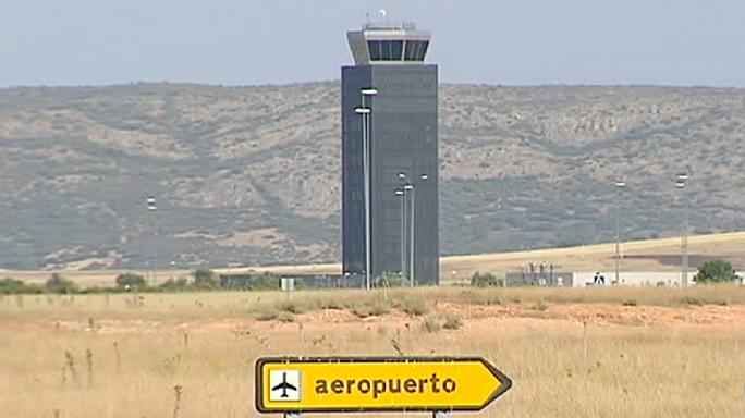 Tízezer eurót adnának egy spanyol repülőtérért