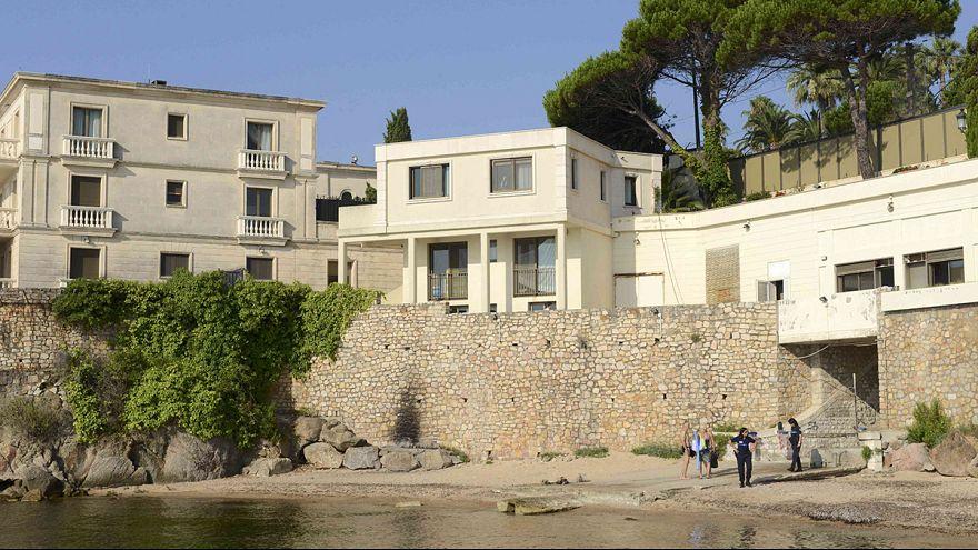 Une plage de la Côte d'Azur privatisée pour les vacances du roi saoudien