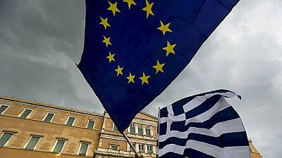 """Alemania """"poría considerar"""" una reestructuración de la deuda griega"""