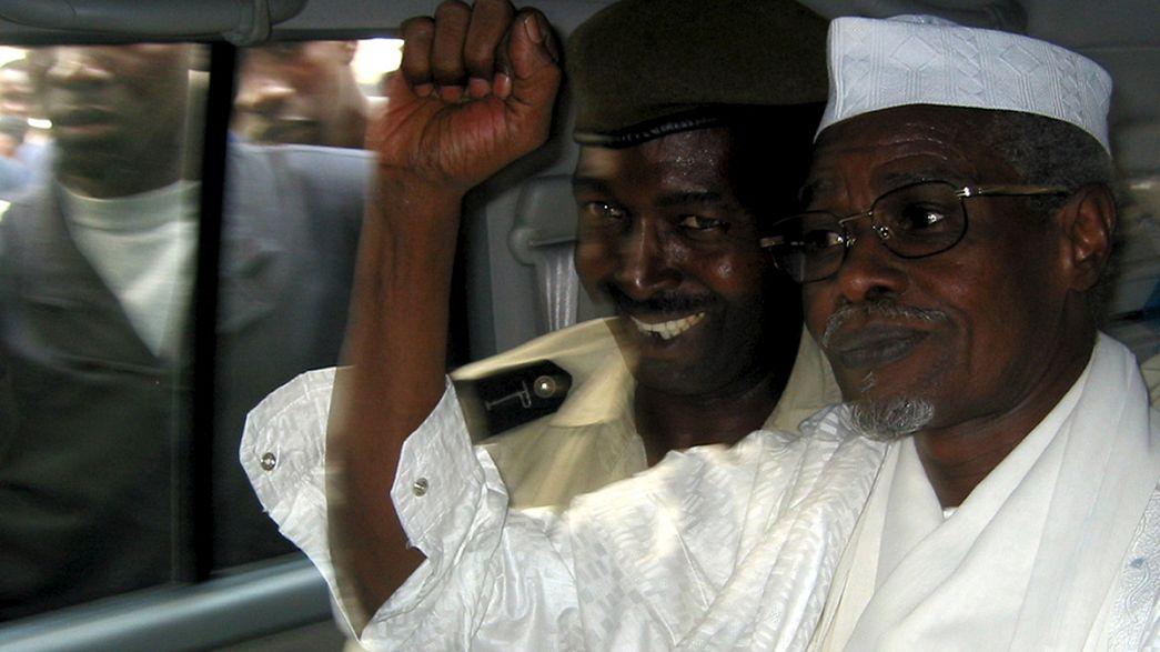 Antigo ditador do Chade começa a ser julgado esta segunda-feira