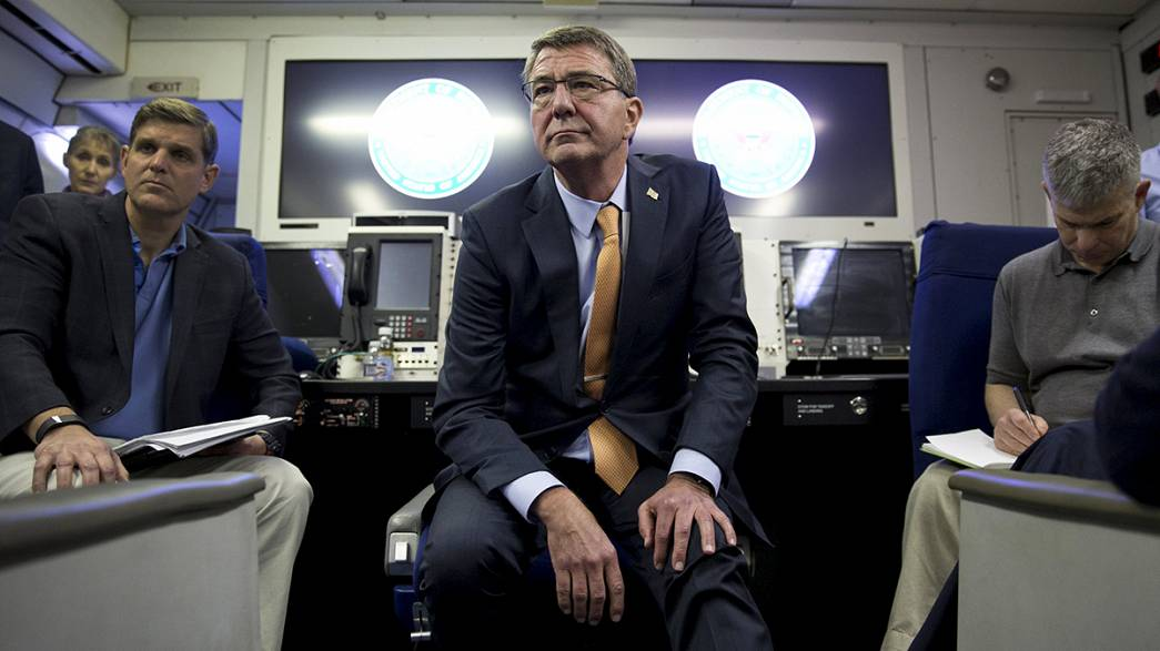"""EE.UU: """" el acuerdo nuclear con Irán no excluye la acción militar"""""""