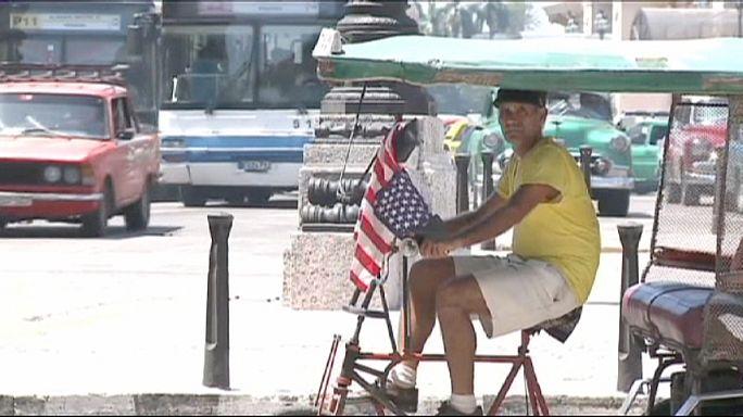 ABD ve Küba karşılıklı olarak büyükelçiliklerini açıyor